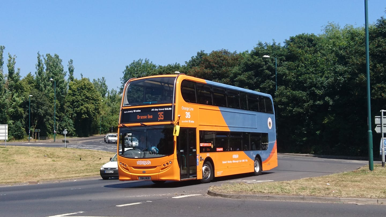 #AYearOfBuses 35: Bulwell – Nottingham