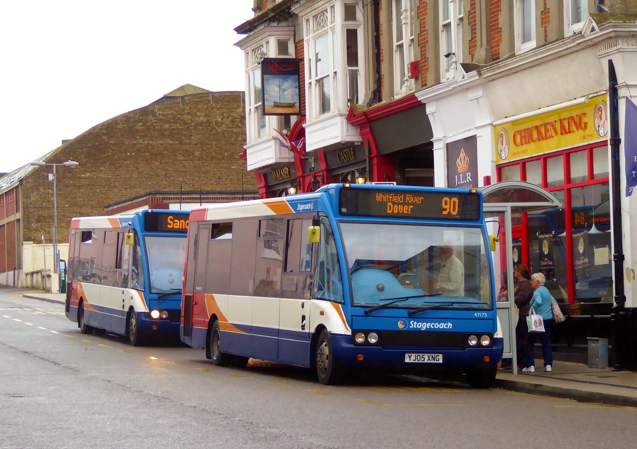 #AYearOfBuses 290: Deal – Dover