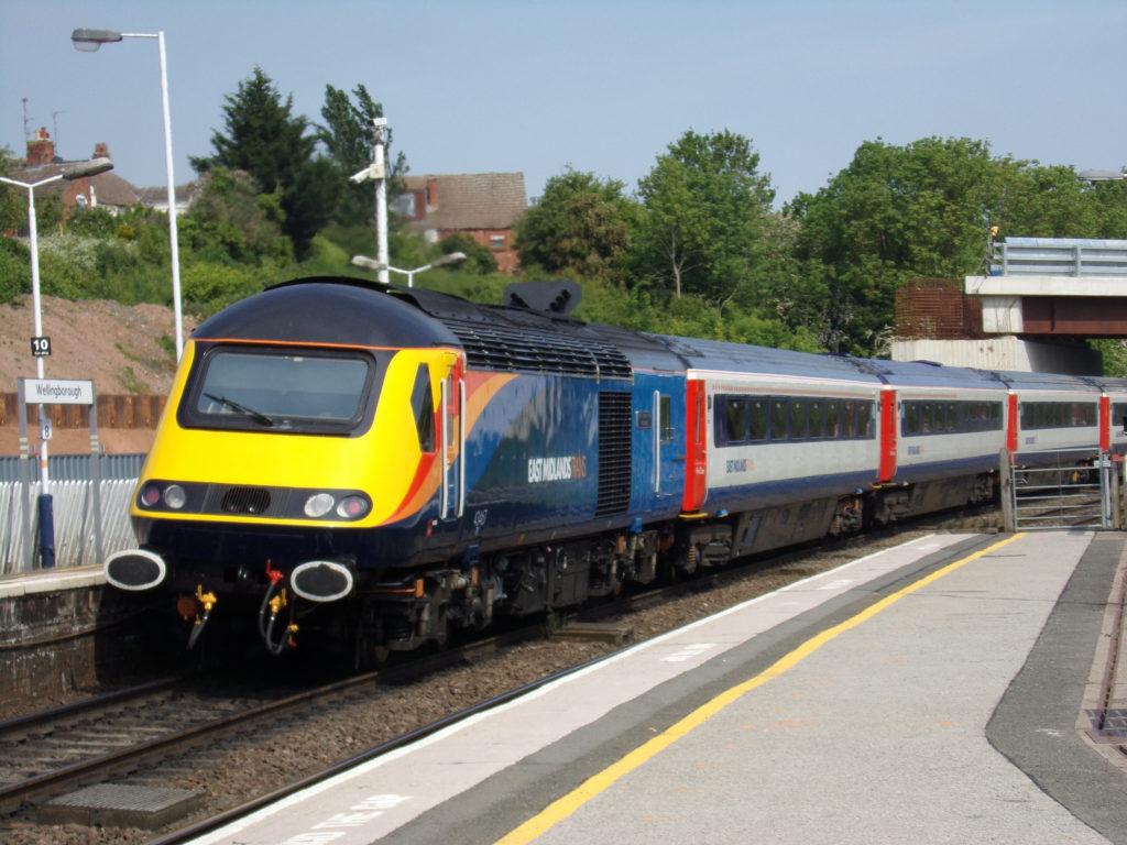East Midland Trains