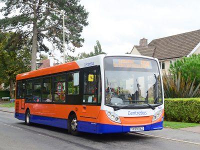 Centrebus 154