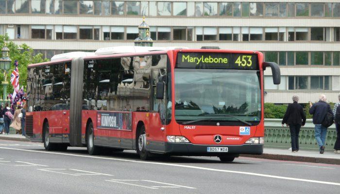 London bus 453