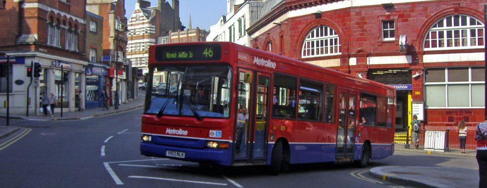 London bus 46
