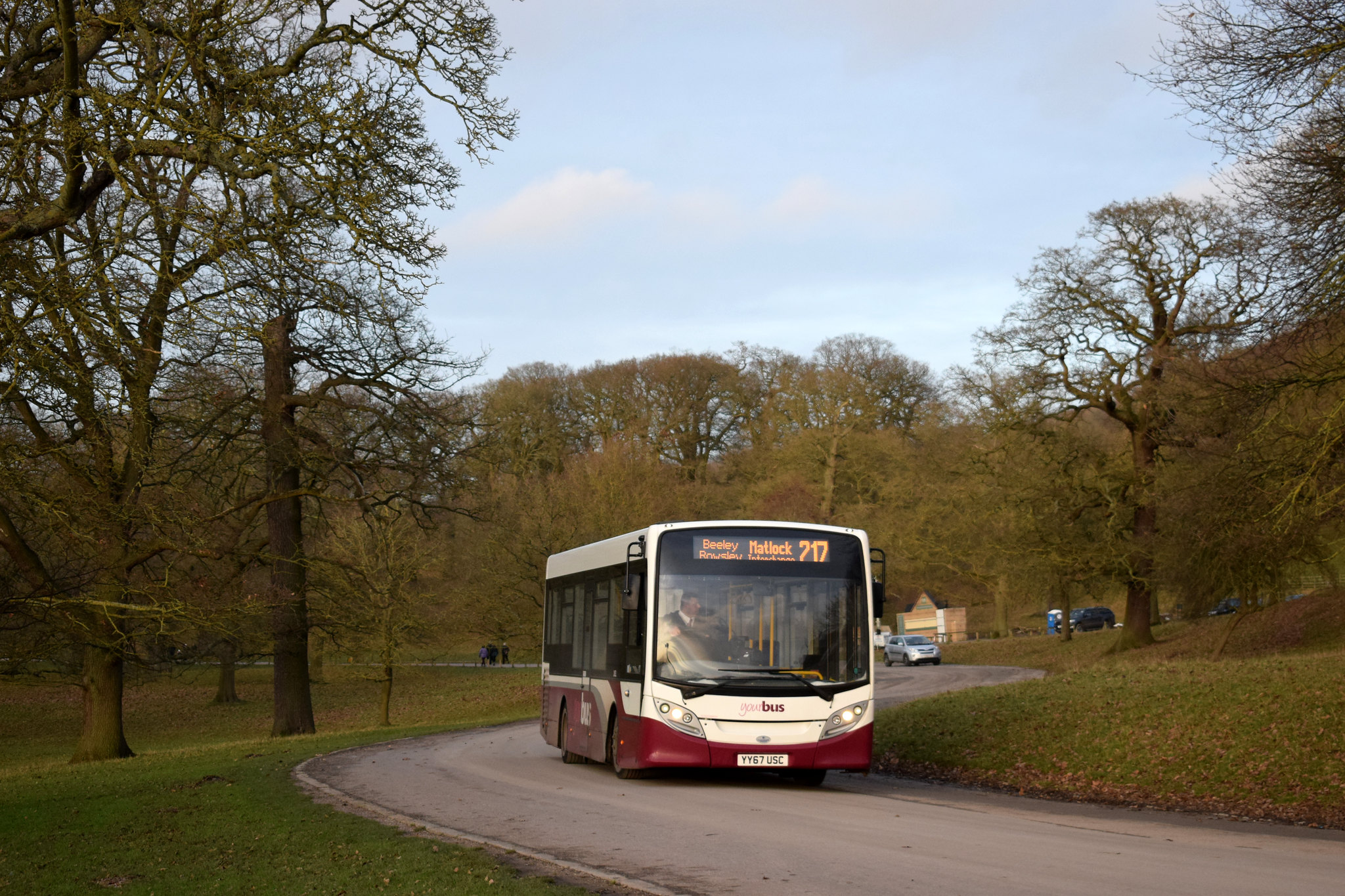 #AYearOfBuses 217: Matlock – Chatsworth