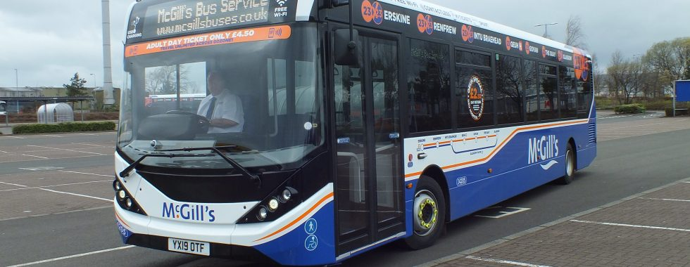 McGills bus 223