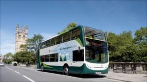 Stagecoach Oxford electric hybrid
