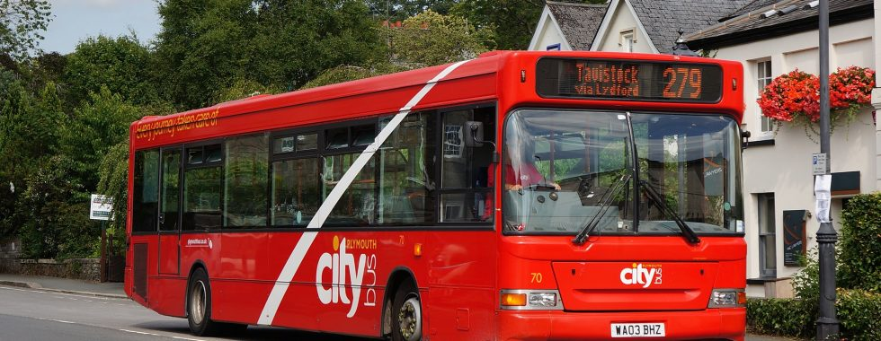 Plymouth Citybus 279