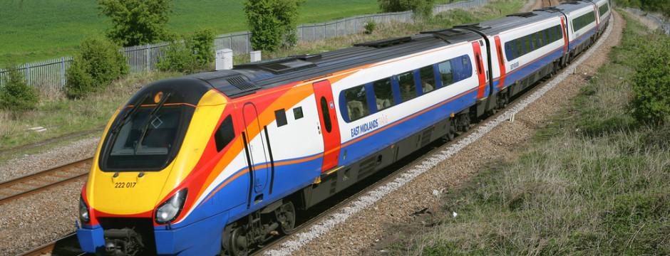 East Midlands Trains Meridian