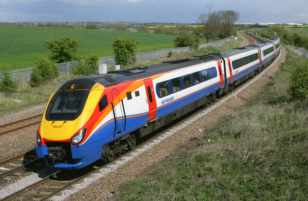 East Midlands Trains Meridian