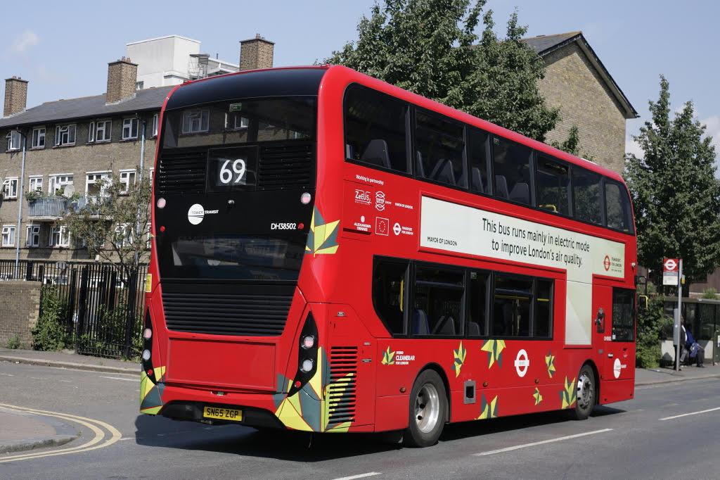 London route 69