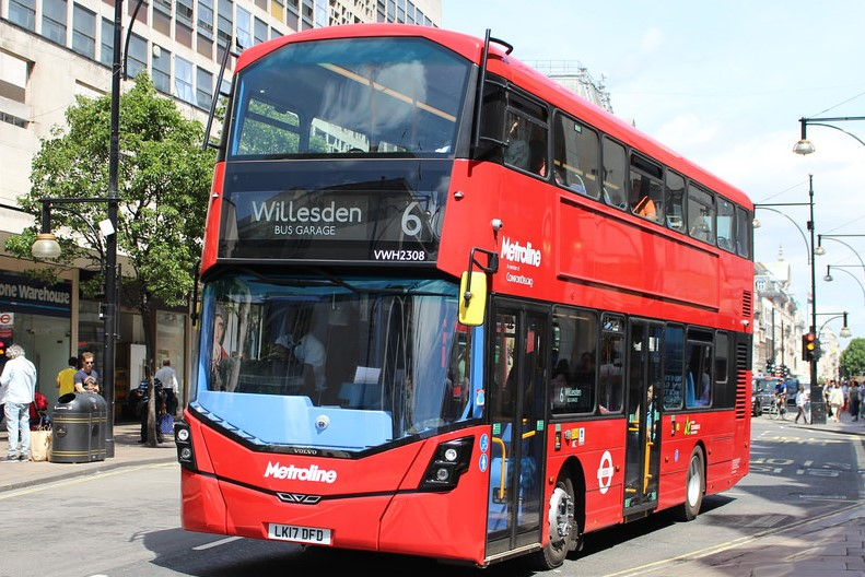 #AYearOfBuses 6: Willesden – Aldwych