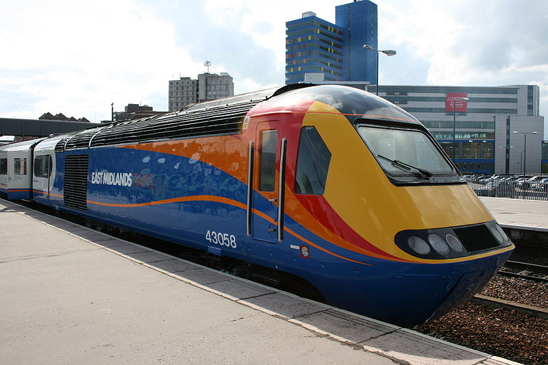 East Midlands HST