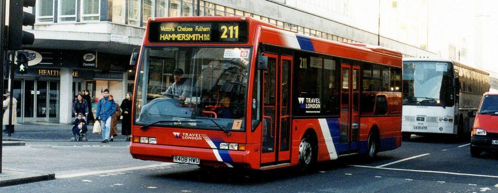 Travel London 211