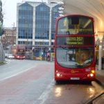 London bus 257