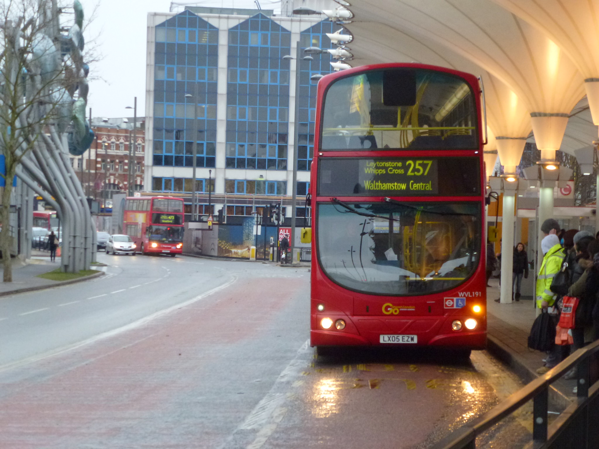 #AYearOfBuses 257: Stratford – Walthamstow Central