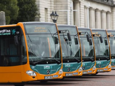 Cardiff Bus 91