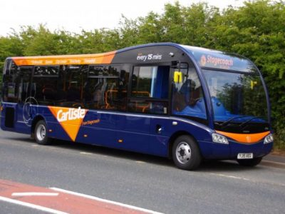 Stagecoach Carlisle 93