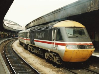 Intercity swallow