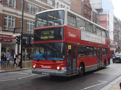 London bus 94