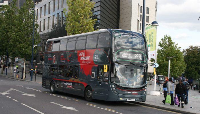 NXWM bus 997