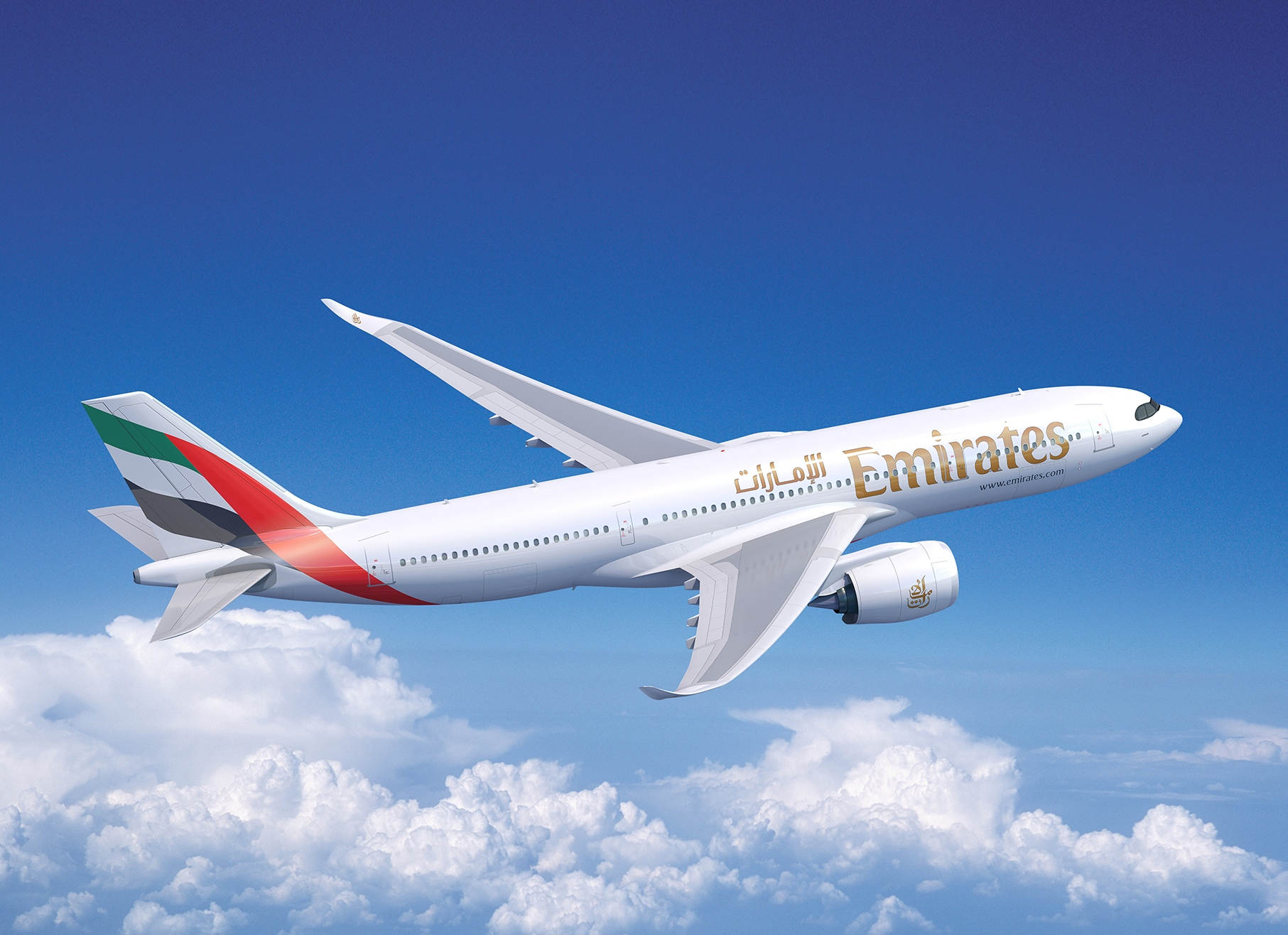 Emirates signs deal for 40 Airbus A330-900s and 30 A350-900s