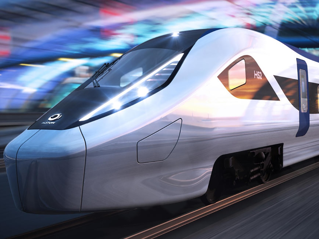 Here's what the future trains for HS2 could look like