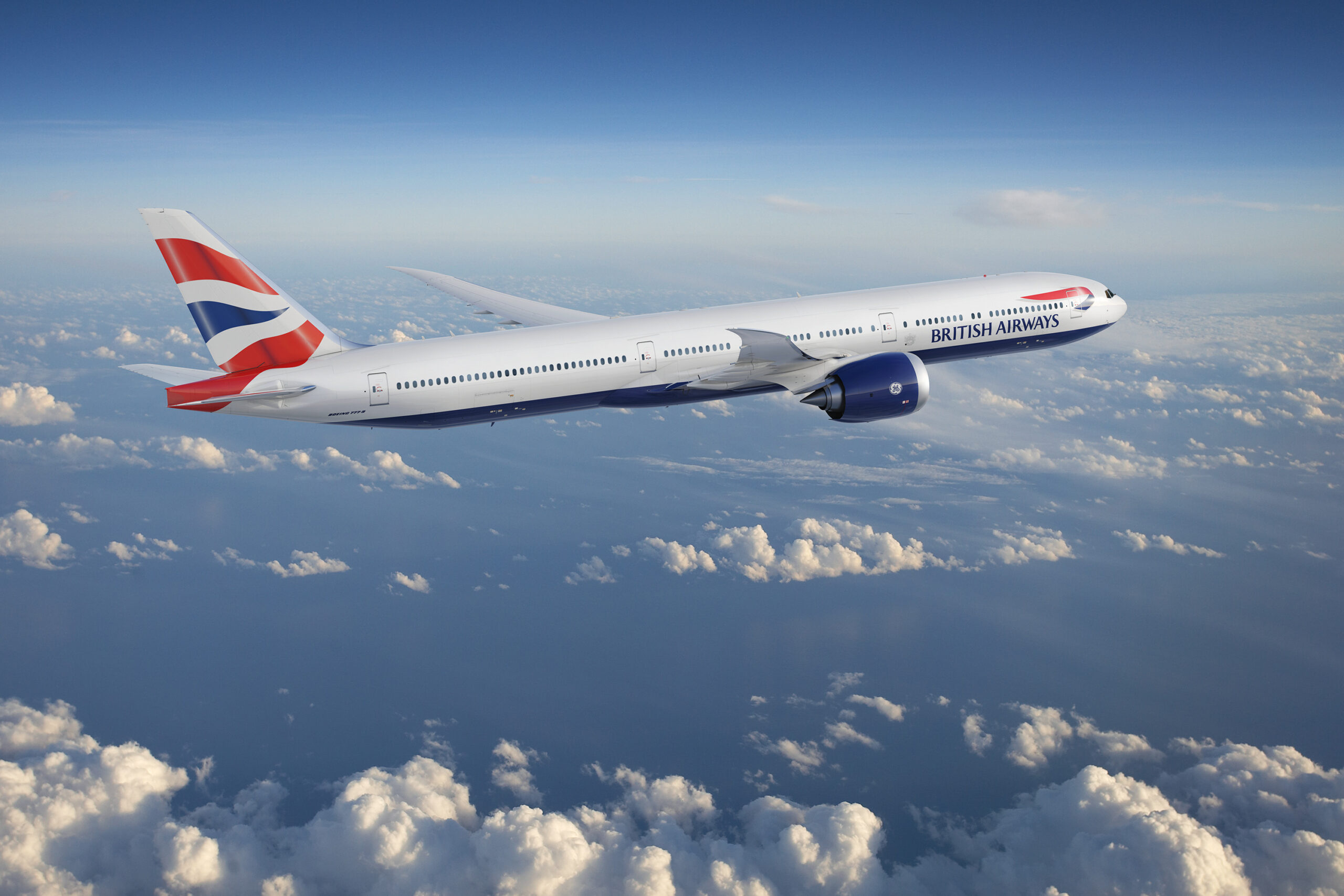 British Airways picks the Boeing 777X to replace its 747s