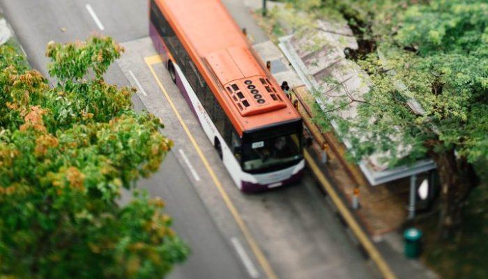 Bus Stop Checker