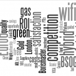 Transportdesigned's bus industry buzz words of 2013, word-cloud style. Version 4. It's a free download, and you're free to use as you wish, although we always appreciate some attribution!