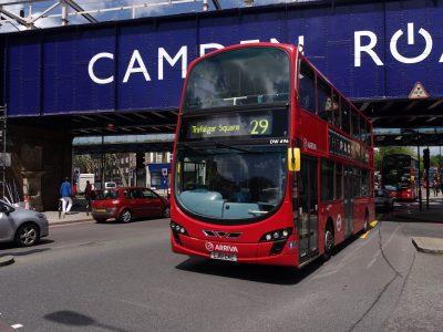London bus 29