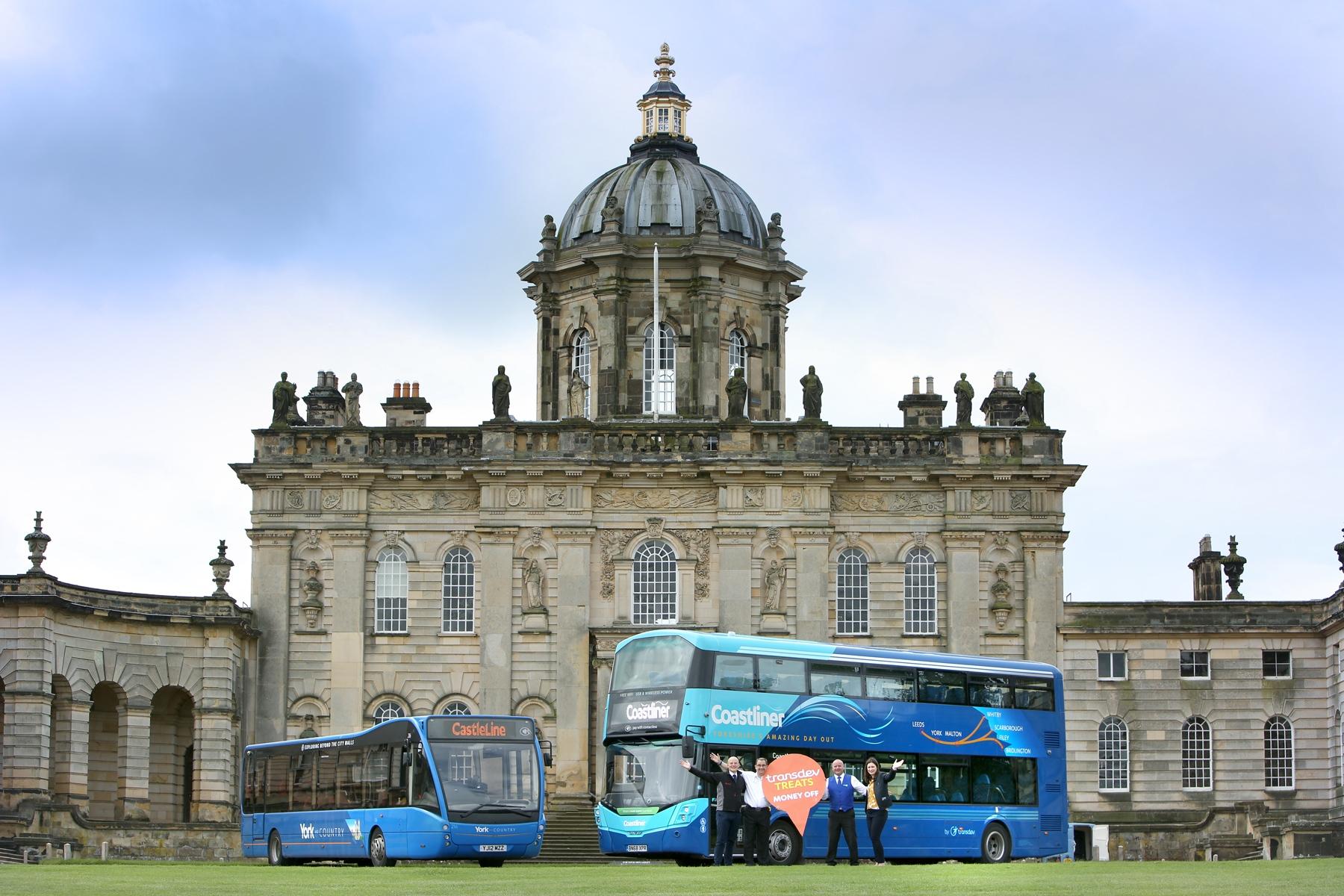 #AYearOfBuses 181: CastleLine York – Malton