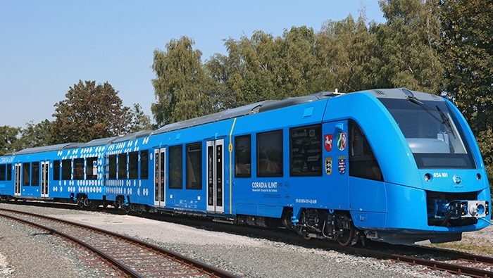 Alstom's Coradia iLint