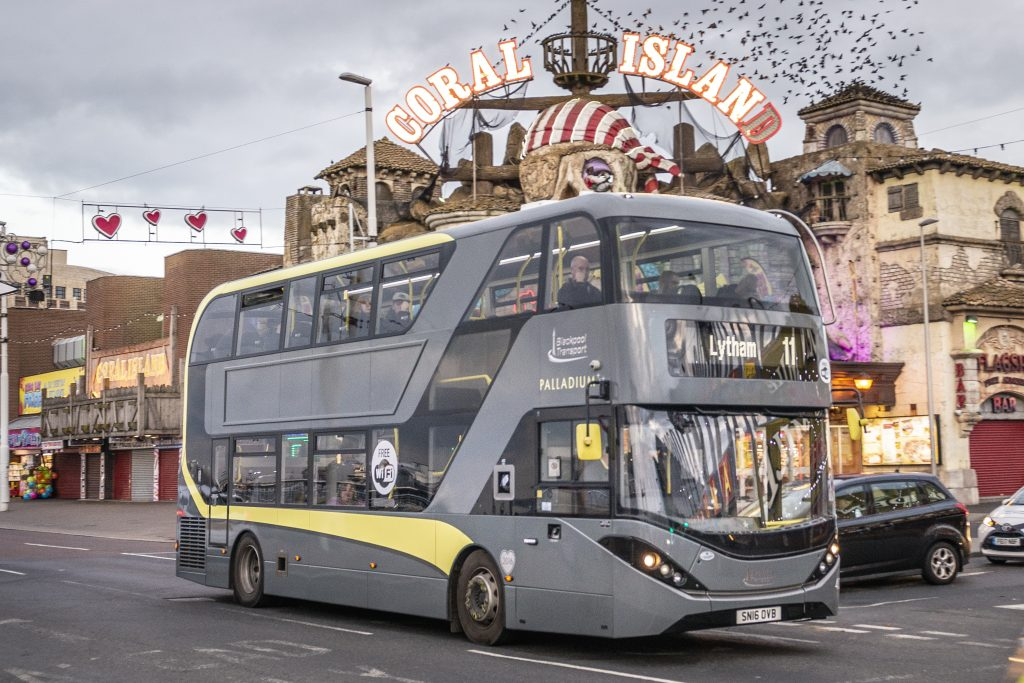 Customer Story – Blackpool Transport