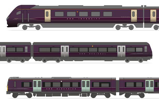EMR liveries