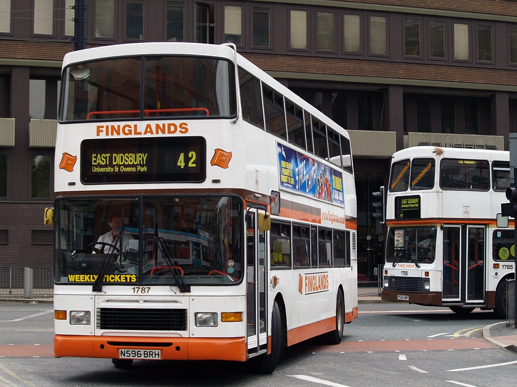 #AYearOfBuses 42: Manchester – East Didsbury – Stockport
