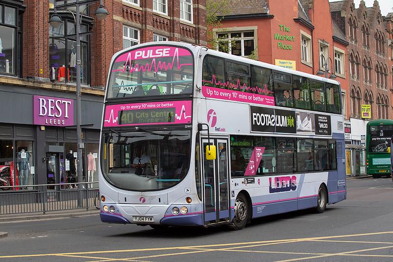 #AYearOfBuses 340: Leeds – Seacroft