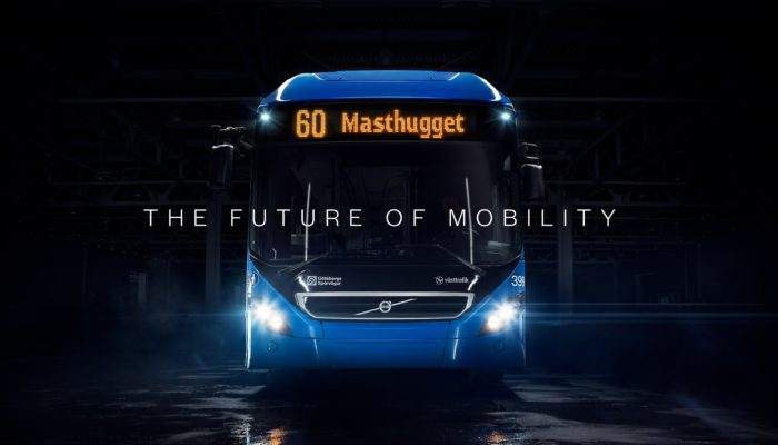 Vastraffik's future of mobility