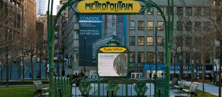 Guimard's Metropolitain