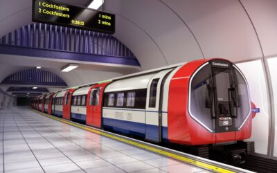 Inspiro-ing the Piccadilly Line – a look at TfL's new trains