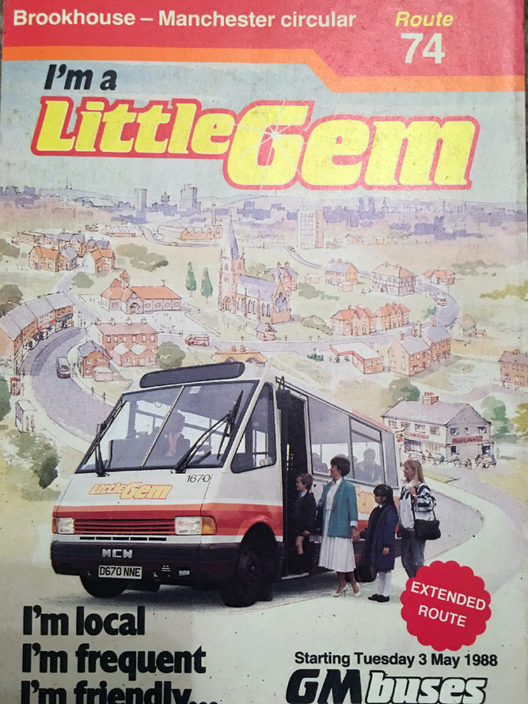 Little Gem front cover