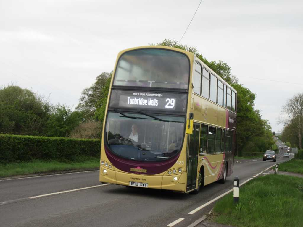 #AYearOfBuses29: The Regency Route