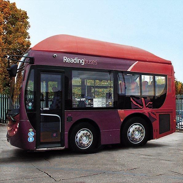 Reading's microbus