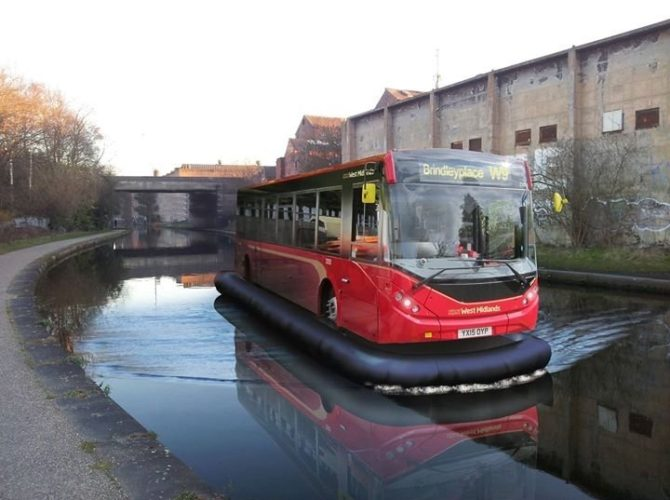 Canal bus