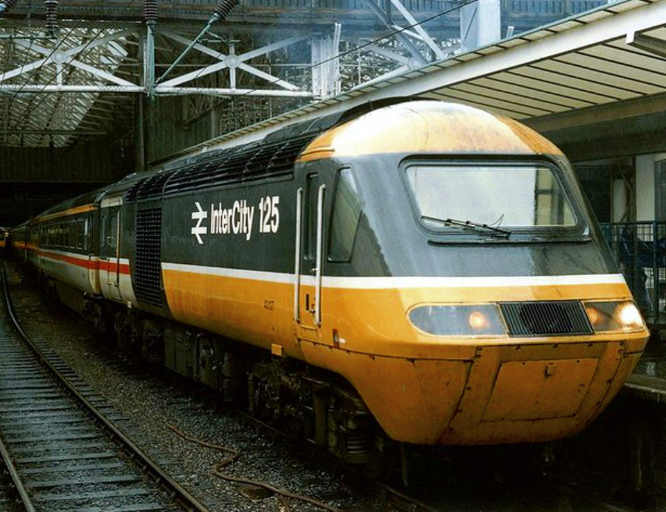British Rail Intercity 125