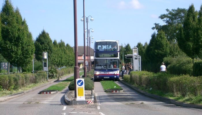 Ipswich guided busway