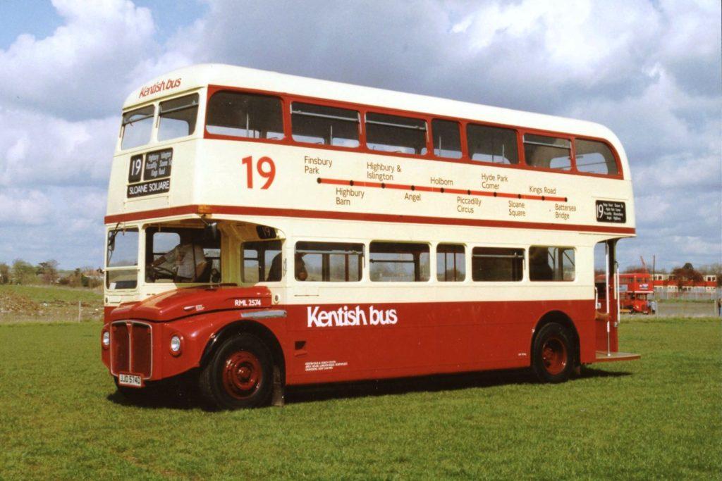 Kentish Bus Routemaster