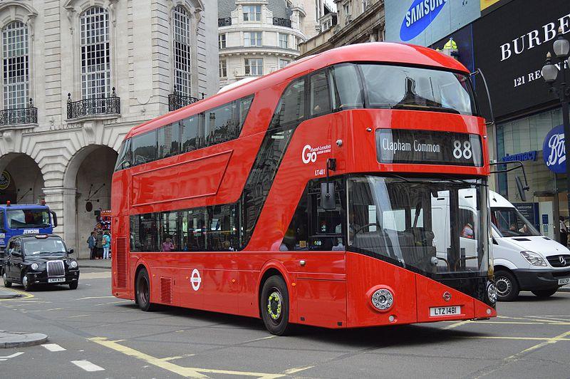 #AYearOfBuses 88: Camden Town – Clapham Common