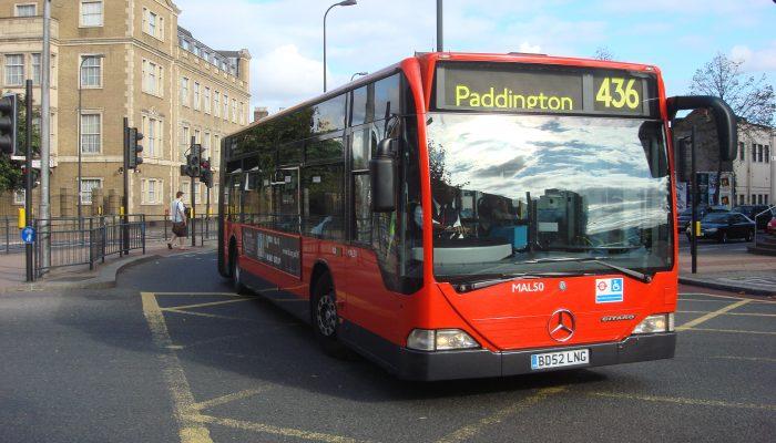 London bus 436