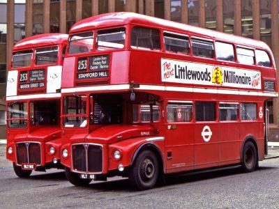 London bus 253