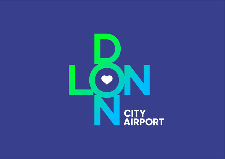 London City Airport's new brand has landed