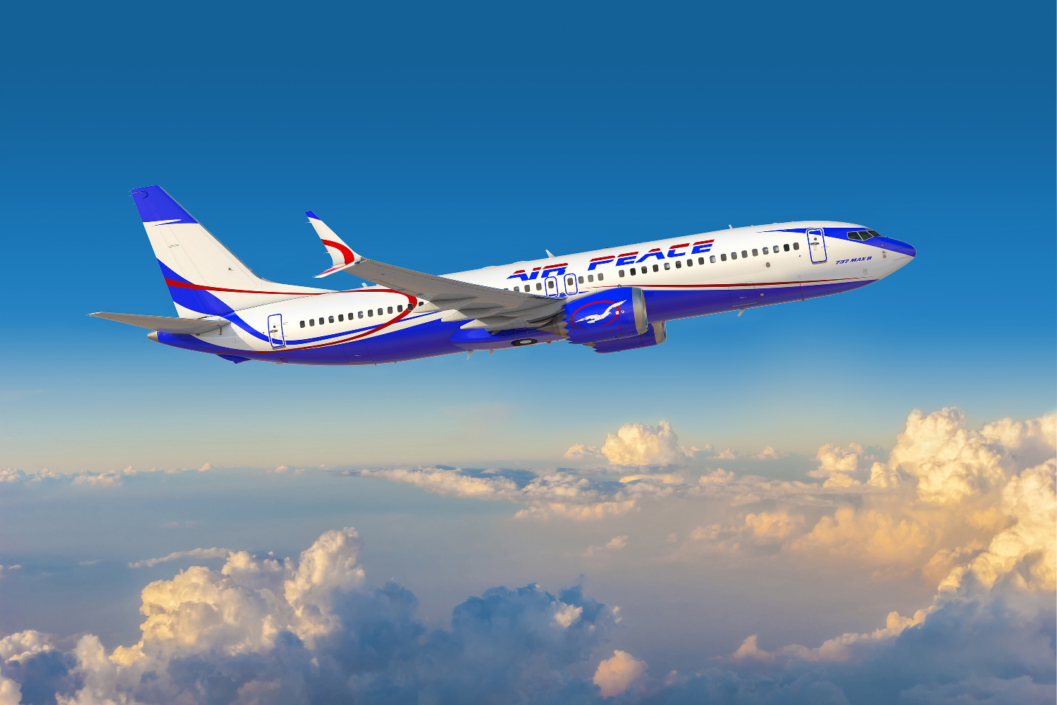 Boeing announces another order for the fastest selling plane in their history